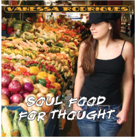 Album Soul Food for Thought by Vanessa Rodrigues