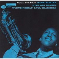 "Read ""Hank Mobley: Soul Station - 1960"""