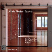 Album Space by Chris Abelen