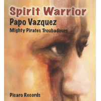 Spirit Warrior by Papo Vazquez