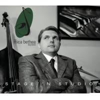 Composer/Arranger Mica Bethea Releases Stage 'n Studio -- Unique Concept Double-disc Big Band Album