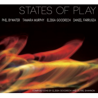 Album States of Play by Elissa Goodrich