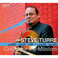 Album Colors for the Masters by Steve Turre
