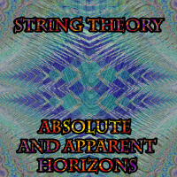 String Theory - Absolute and Apparent Horizons