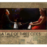 A Tale of Three Cities by Takeshi Asai