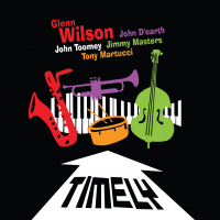 Album Timely by Glenn Wilson