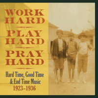 Various Artists: Various Artists: Work Hard, Play Hard, Pray Hard