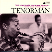 Album Tenorman by Larance Marable