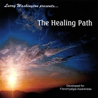 Album The Healing Path by Larry Washington