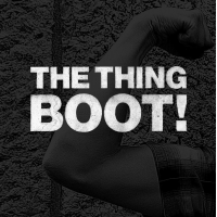 Album Boot! by The Thing