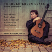 Album Patrik Kleemola: Through a Green Glass by Pertti Jalava