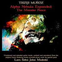 Album Alpha Nebula Expanded: The Monster Peace by Tisziji Munoz
