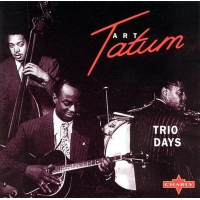 "Read ""Trio Days"" reviewed by Marc Davis"