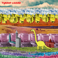 "Read ""Tyrant Lizard"" reviewed by Paul Rauch"