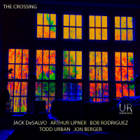 Album The Crossing by Jack DeSalvo