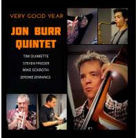 Album Very Good Year by Jon Burr