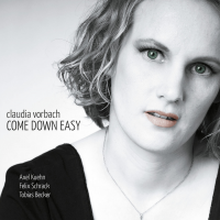 Album Come Down Easy by Claudia Vorbach