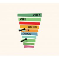 Album Good is Good by Vula Viel