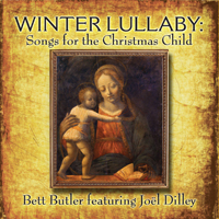 Album Winter Lullaby: Songs for the Christmas Child by Bett Butler