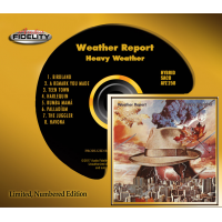 "Weather Report's Classic Album ""Heavy Weather"" To Be Released On Limited Edition Hybrid SACD"