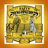 Album Elite Syncopations: Favorites from the Ragtime Era by Andrew Greene