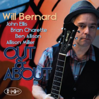 Album Out & About by Will Bernard