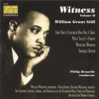 Witness Volume II, William Grant Still