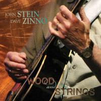 Album Wood and Strings by John Stein