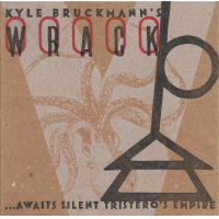 Album …Awaits Silent Tristero's Empire by Kyle Bruckmann