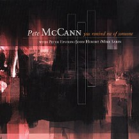 Album You Remind Me Of Someone by Pete McCann
