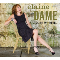 Album You're My Thrill by Elaine Dame