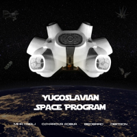 "Read ""Various Artists: Yugoslavian Space Program"""