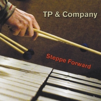 Album Steppe Forward by Ted Piltzecker