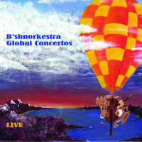 Album B'shnorkestra: Global Concertos by Samantha Boshnack