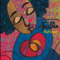 Album This is Love (Afro Blue) by Afro Blue Vocal Band