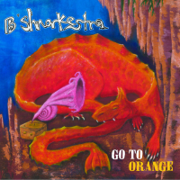 Album Go To Orange by Samantha Boshnack