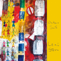 Album Dakar Suite by Leni Stern