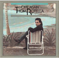 Album Home Again by Thom Rotella