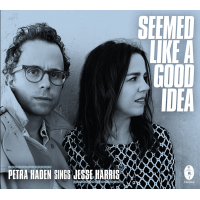 "Read ""Seemed Like A Good Idea - Petra Haden Sings Jesse Harris"" reviewed by Luca Muchetti"