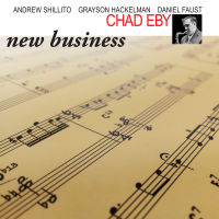 Album New Business by Chad Eby