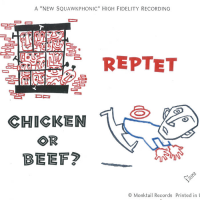 Chicken or Beef? by Samantha Boshnack