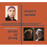 Album The Music of Paul Motian and Spontaneous Compositions by Josh Rosen and... by Josh Rosen