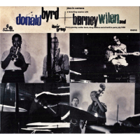 Barney Wilen and Donald Byrd
