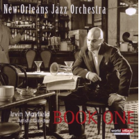 Album BOOK ONE by Irvin Mayfield