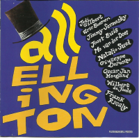 Album All Ellington by Eric Boeren