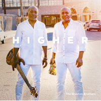 Album Higher by Braxton Brothers