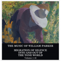 Album Migration of Silence Into and Out of the Tone World by William Parker