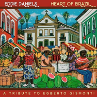 Album Heart Of Brazil by Eddie Daniels