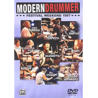 MODERN DRUMMER FESTIVAL WEEKEND 1997 [DVD]