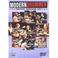 MODERN DRUMMER FESTIVAL WEEKEND 1997 [DVD] by Paul Wertico